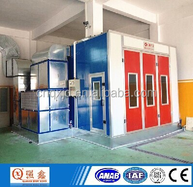 QX1000 Industrial Car Body Paint Electric Baking Oven Price in India