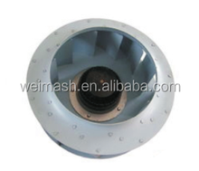 Durable in use moderate price 250mm dust removing centrifugal fan