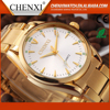 Best Selling Products New Style Men Fashion Most Popular Gold Wrist Watch