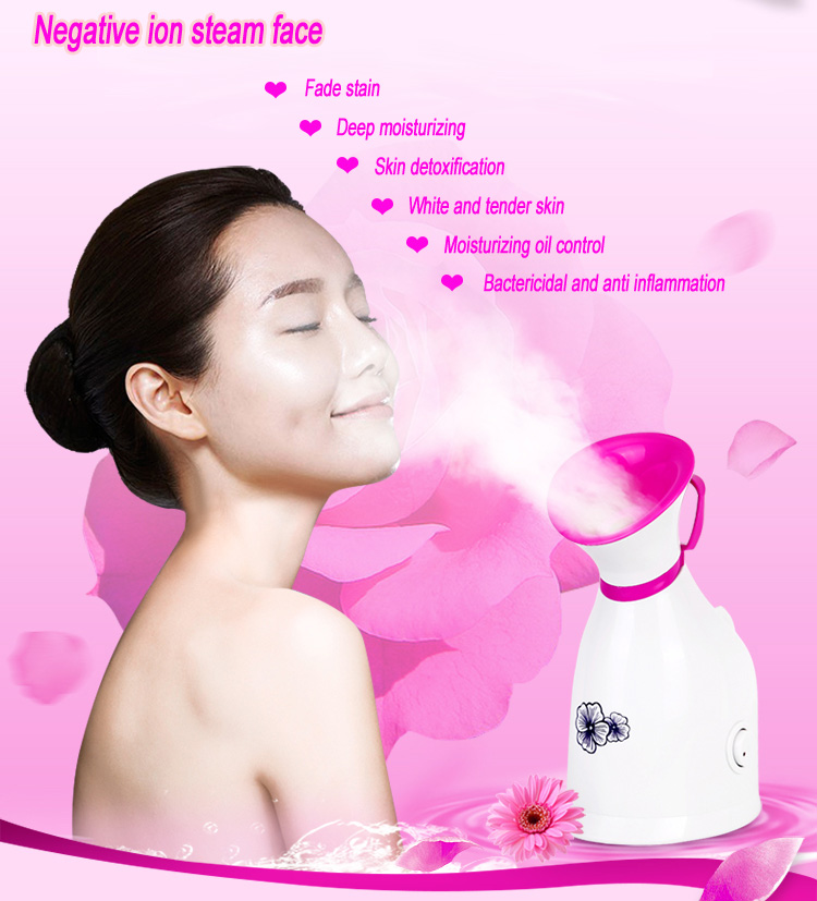 facial sauna steamer