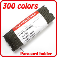 most popular black braided nylon rope custom spool winding yarn rope