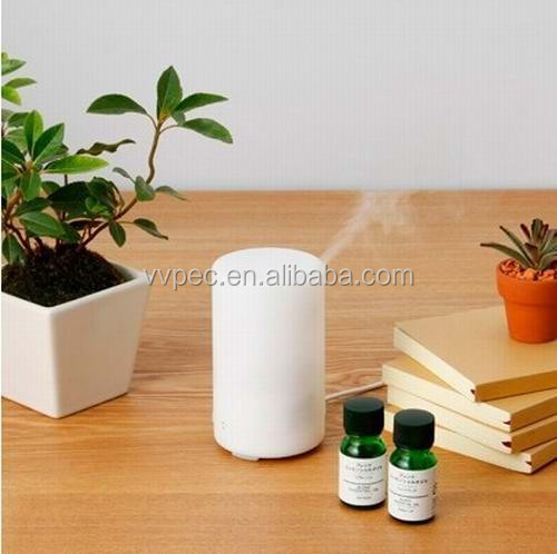 New Coming USB and Car usage Humidifier 50ml ultrasonic aroma diffuser with 3 color led lamp CE RoHS certification