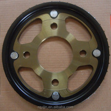 OEM quality motorcycle roller chain and sprocket wheel for MEGA PRO NEW