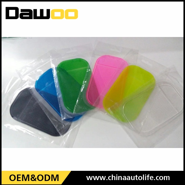 Cell Phone Anti Slip Stick Pad Sticky PU Pads