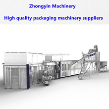 Aseptic cold filling ultra clean carbonated beverage processing equipment filling system drinks production line