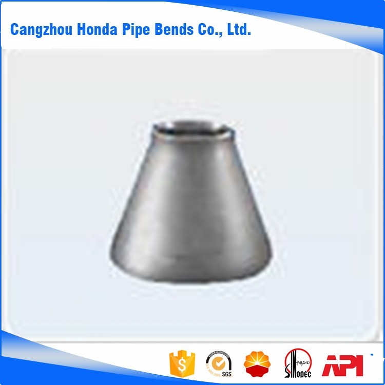 butt welded/ socket welded/ threaded carbon steel pipe fitting reducer made in China