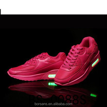 organizer basketball light up sport shoes