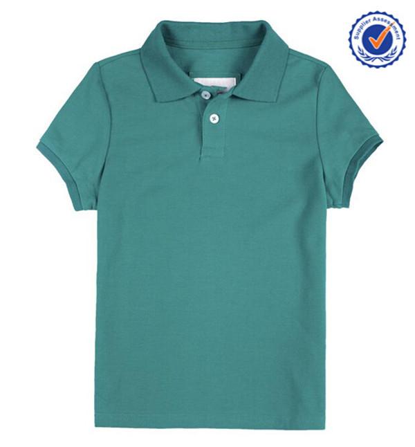 New custom design children polo t shirt kids polo shirt for Custom printed polo shirts cheap