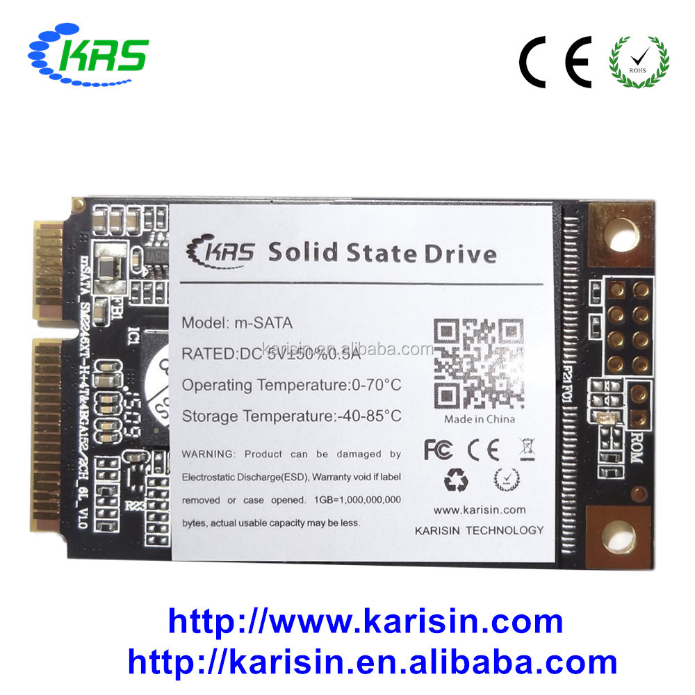 Karisin internal mini pcie 120gb 128 gb ssd solid state drive disk with extreme speed