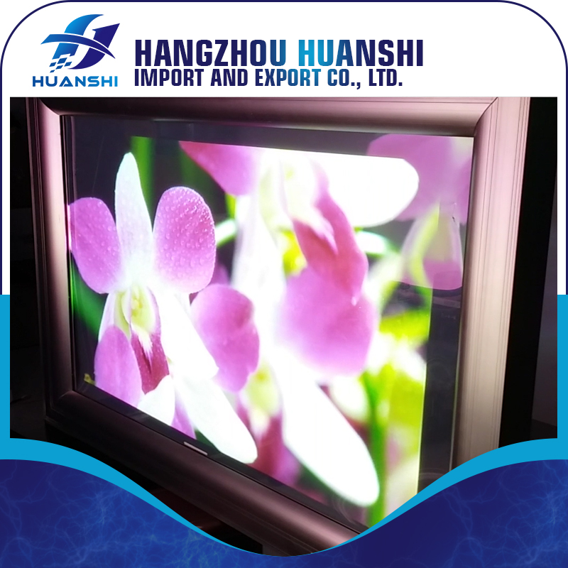 3d holographic holography rear projection film