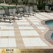 swimming pool paving slabs non-slip