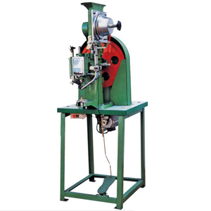 SX-712R  shoes Eyeleting machine cross ties flowering snap fixing machine electric auto feed riveting machine