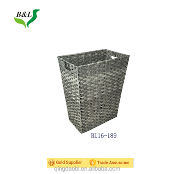 2016 Hot sale Handmade New PP woven Storage Laundry basket