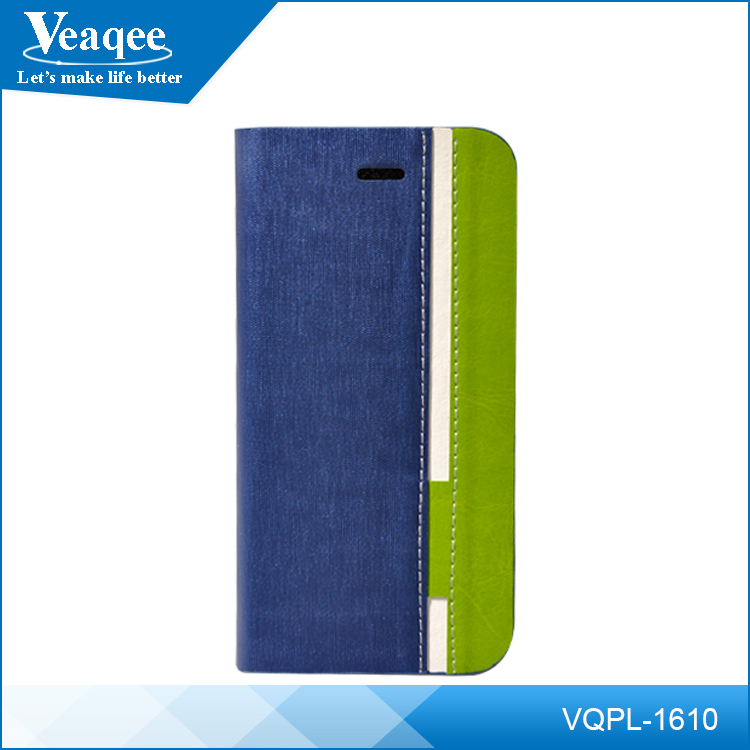 Veaqee 5 inch mobile phone case,mobile phones leather case,flip phone case for iphone