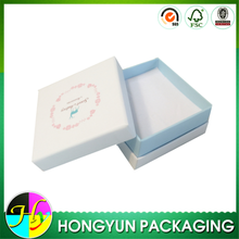 Custom gift packaging boxes small order quantity