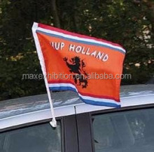car window flags /customized car window flag/car flags