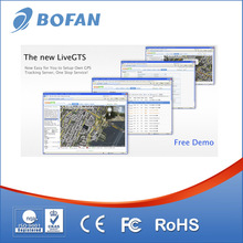 help fast bulid your GPS tracking platform with Bofan's GPS tracking software