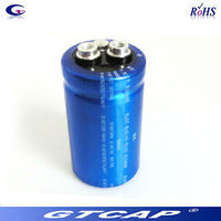 green energy super capacitor 2.7v 360f for UPS cbb61 fan capacitor