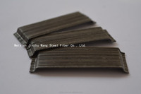 high quality steel fiber for shotcrete reinforcement used in tunnel and mining