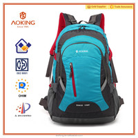 "AOKING newly 23"" waterproof nylon school travelling backpack"