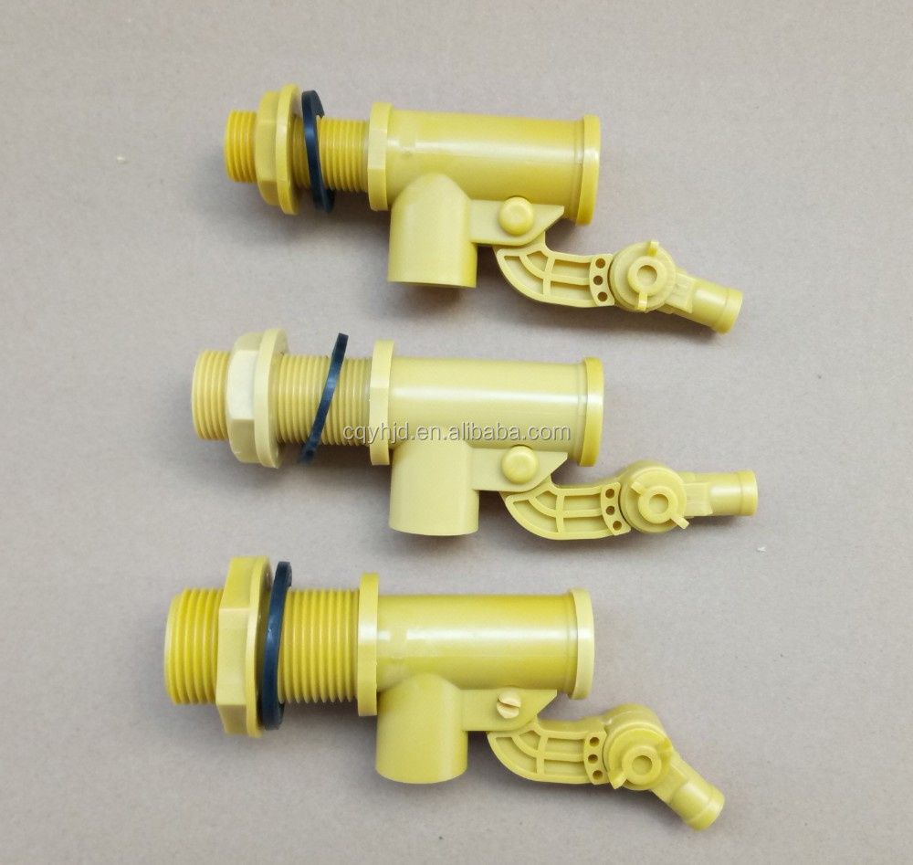 Wholesale plastic float valve for any water tank equipment for Plastic water valve types