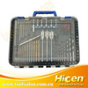 100PCS Drill Bits Set In Plastic