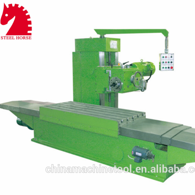 Steel horse X12 series face and end milling machine