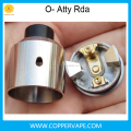 Unique design o atty 60 angle downward air-flow UK popular o atty clone clamp style coil o atty