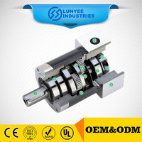 inlet customized mini planetary gearing gearbox