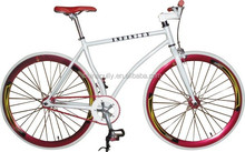 New style Chinese fixie fixed gear Road Bike with best price