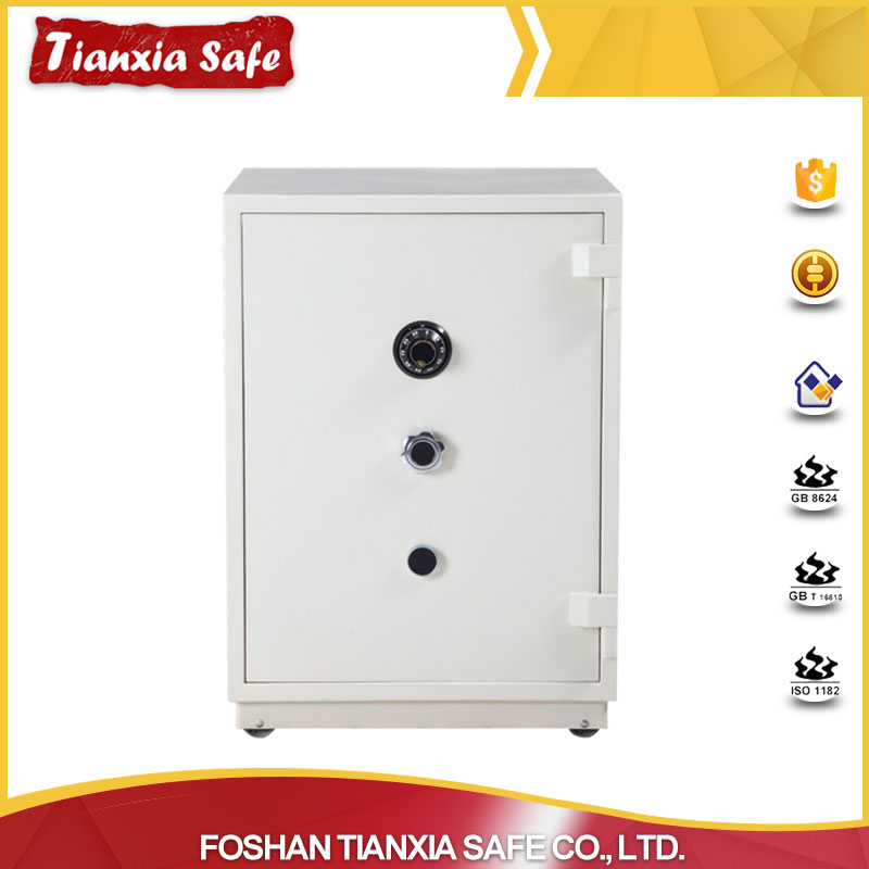 Hot selling fireproof mechanical storage safe box