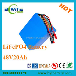 Structural disabilities LFP 48v 20000mAh rechargeable battery pack
