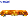 Tow truck vehicle used amber Halogen Rotating Roof Mount Emergency Warning Light bar