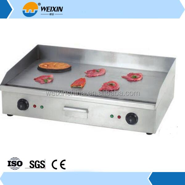 Ce en acier inoxydable barbecue gaz pour restaurant for Fourniture restaurant