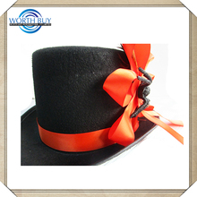 High Quality Cheap Halloween Hat Halloween Decoration Hat Headwear Felt Clown Cap