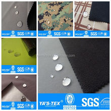 4 way stretch polyester lycra waterproof fabric,water resistant fabric,water repellent fabric