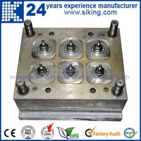 high precise good quality customized silicone rubber injection mold maker