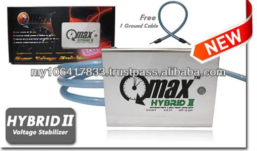 Qmax Hybrid II Voltage Stabilizer