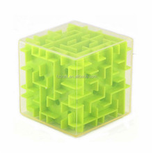 Cube Maze Puzzle box Early Learning Toys