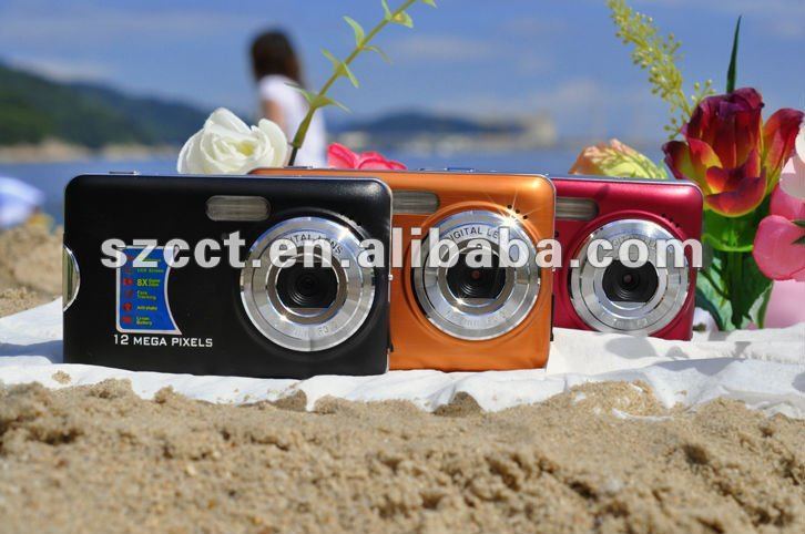 Bulk Digital Camera 12mp OEM Factory wholesale Good quality Cheap price DC-K711C