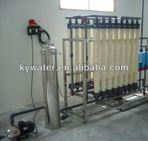 3000L/H water treatment ultrafiltration machine