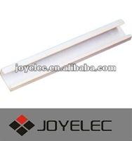 JDG-104 Aluminum Din Guide,Aluminum Din Rail,Cabinet Panel Aluminum Din Rail Galvanized Metal