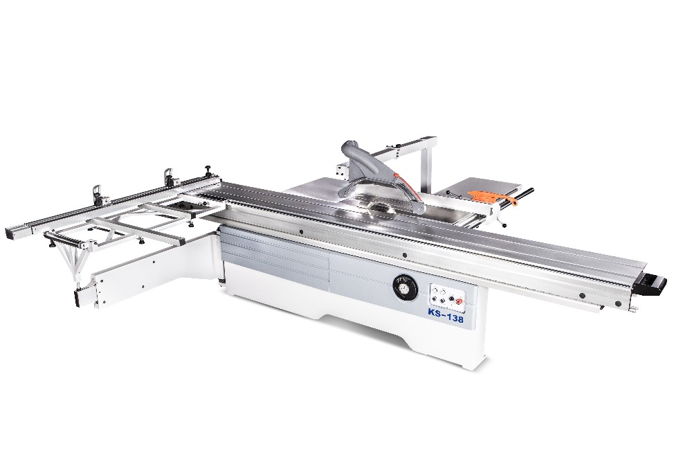 Sliding table saw with 3800mm KS-138 panel saw machine