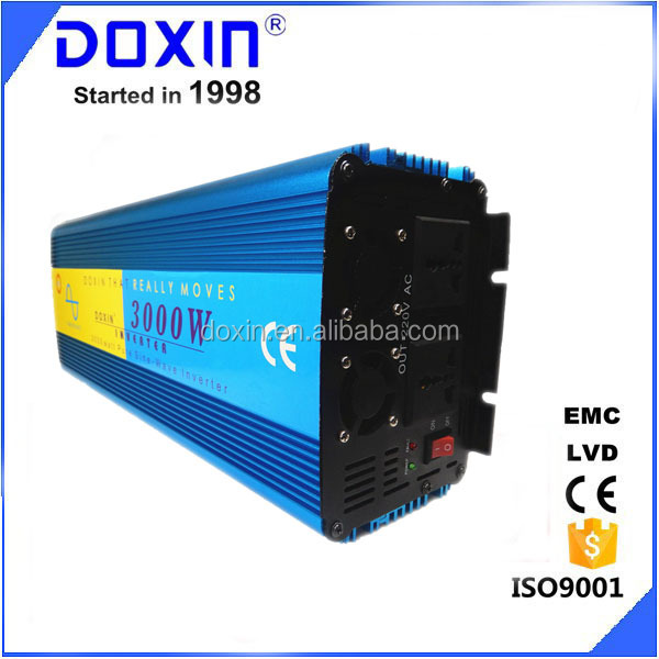 power inverter 3000w/inverter power/rechargeable power inverter