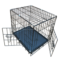 Animals Breeding Cages ,Welding Animal Cage ,Folding Animal cage for Dog