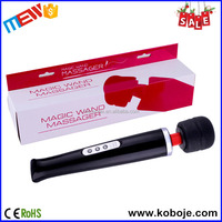 New Adult Novelty 15 Speeds Rechargeable Personal Female Adult Sex Toy Massager