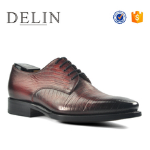 Best prices different design genuine leather shoes for man