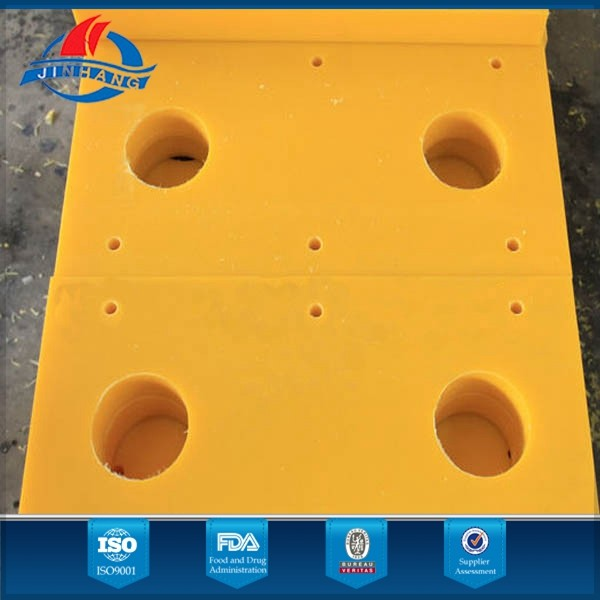 hot sales customized size high wear resistant high density polyethylene foam