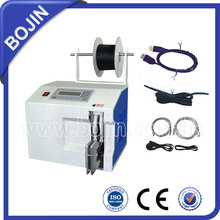 cable spool matching coil winding machine