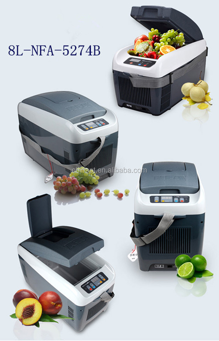 Good Qulity Cooler Warmer Desk Car Mini Fridge 12V